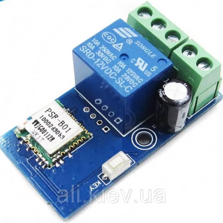 Smart WiFi реле дистанційного керування універсальний модуль DC5V 12V таймер вимикач для розумного будинку