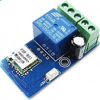 Smart WiFi реле дистанційного керування універсальний модуль DC5V 12V таймер вимикач для розумного будинку, фото 1