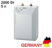 Мини бойлер 5л для воды Германия Gorenje