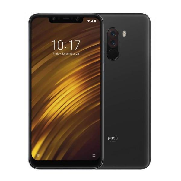 Смартфон  Xiaomi Pocophone F1 6/128GB Graphite Black [Global] (M1805E10A) EAN/UPC: 6941059608462