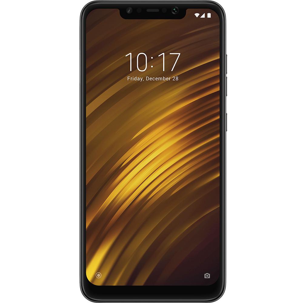 Xiaomi Pocophone F1 6 128GB Graphite Black Черный
