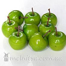 Яблочко зеленое, 4 см