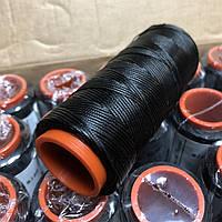 Нитка вощений 1.0 mm OZEN IPLIK P-Plus 100m Black