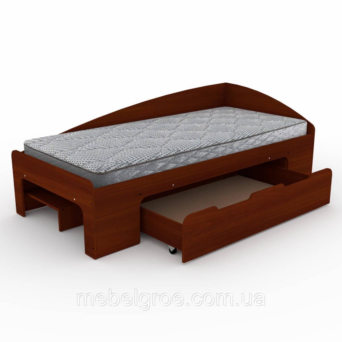 Односпальная кровать 90+1 тм Компанит
