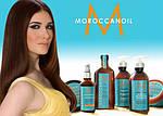 Увлажнение волос - SPA процедура от Moroccanoil