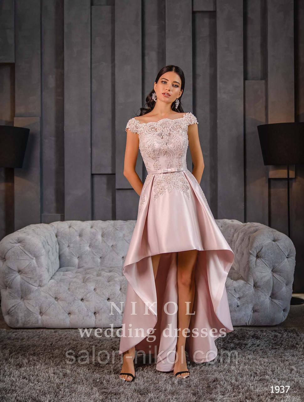 Вечернее, выпускное платье № 1937