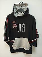 Модная, стильная кофта с капюшоном для мальчика, от итальянского бренда OVS.