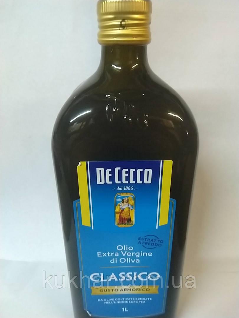 Оливкова Олія Extra vergine (DeCecco) 1000мл