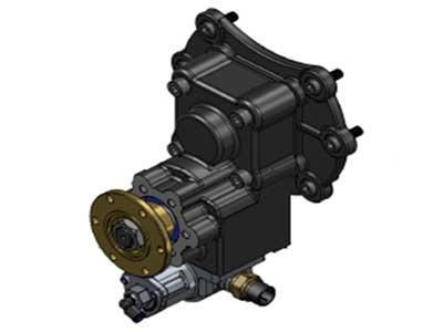 Коробка відбору потужності Mercedes MB.3.6085.UF Kozmaksan