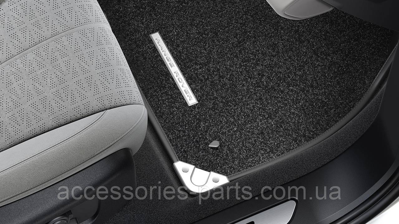 Коврики в салон велюровые Luxury Range Rover Evoque 2019+ Новые Оригинальные