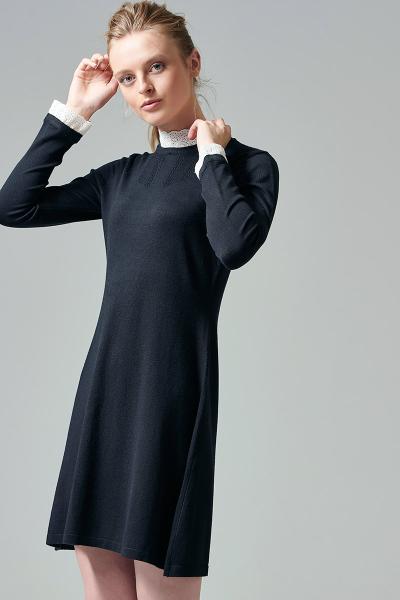 Женское трикотажное платье, Marina V FW19-355