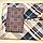 """Семейное постельное белье евро-размер с двумя пододеяльниками (12907) """"Сатин Люкс"""" хлопок 100% KRISPOL Украина, фото 5"""