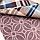 """Семейное постельное белье евро-размер с двумя пододеяльниками (12907) """"Сатин Люкс"""" хлопок 100% KRISPOL Украина, фото 9"""