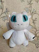 Мягкая игрушка Dragon Дракон Дневная фурия Как приручить дракона 23 см 00250