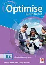Optimise B2 Student's Book Pack / Учебник