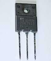 Транзистор 2SK3523-01R (TO-3PF)