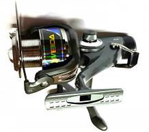 Котушка рибальська Weida KX 6000, c бейтраннером, 3 подш.