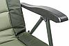Кресло карповое Mivardi усиненное до 175 кг Chair Premium Quattro Чехия (M-CHPREQ), фото 4