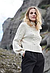 Женский свитер, Marina V FW19-157, крупной вязки, фото 3