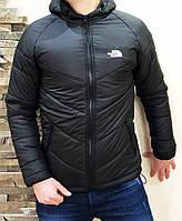 Куртка мужская черная демисезонная The North Face