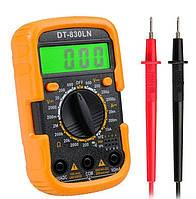 Мультиметр електронный DT-830LN