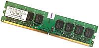 Оперативная память Unifosa DDR2 2Gb 800MHz PC2  6400U 2R8 CL6 Б/У, фото 1