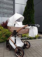 Детская коляска 2в1 Junama Diamond Mirror Satin 05( Юнама Даймонд Миррор Сатин 05)