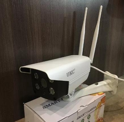 Вулична Wi-Fi камера відеоспостереження UKC 90S10B, фото 2