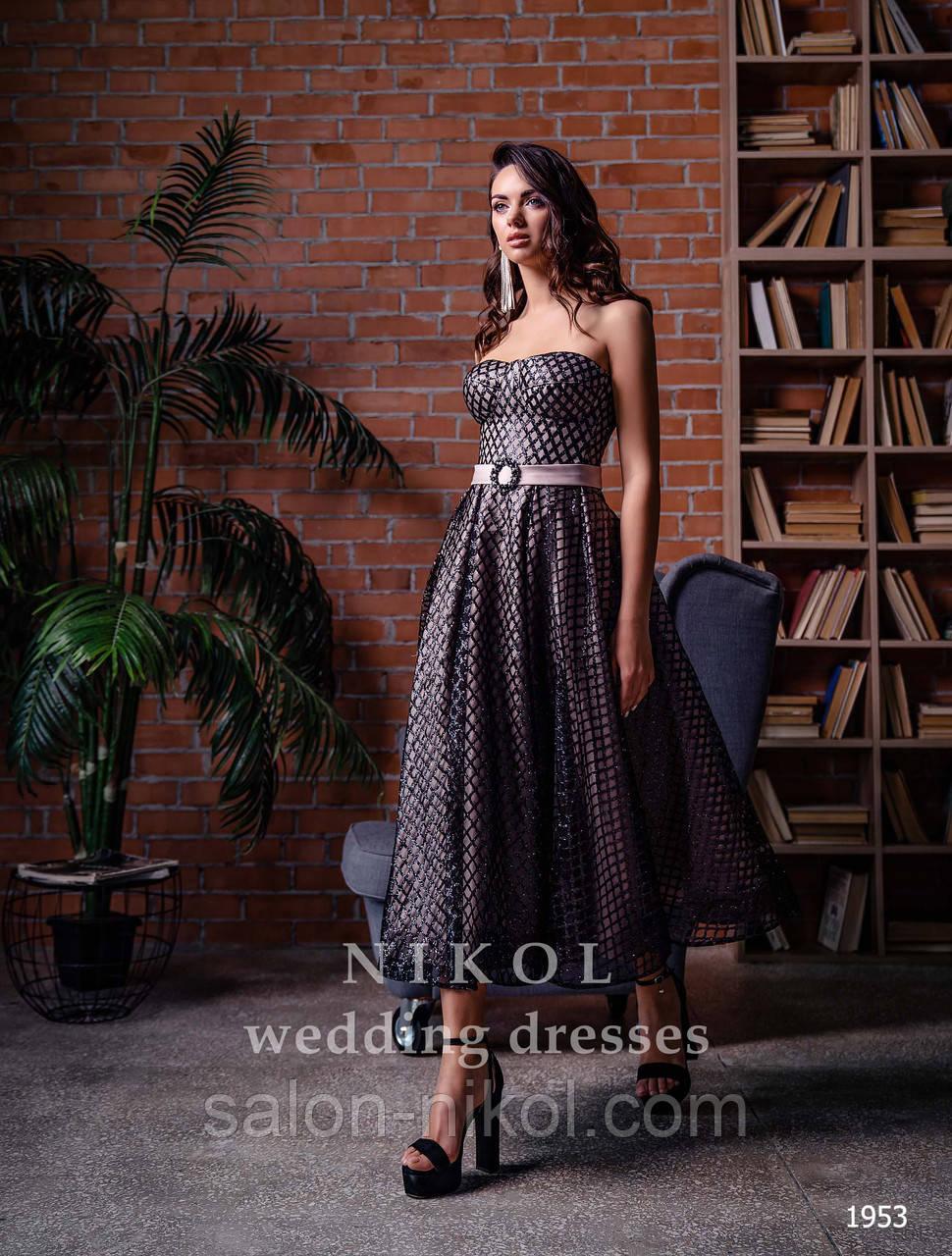 Вечернее, выпускное платье № 1953