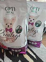Корм для собак Optimeal, упаковка 4кг, фото 1