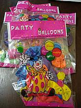 Кульки надувні для свята 20 шт в упаковці