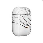 Laut HUEX ELEMENTS чехол для AirPods, белый мрамор, фото 2