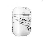 Laut HUEX ELEMENTS чехол для AirPods, белый мрамор, фото 3