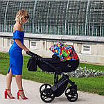 Дитяча коляска 2в1 Junama Fashion Pro Jungle