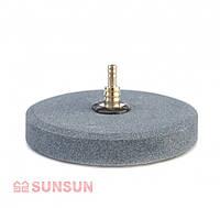 Аэрационный камень таблетка 10 см SunSun
