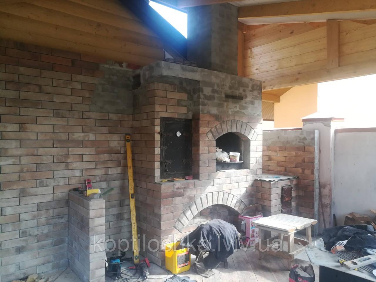 Изготовление дверок для каминных и мангальных комплексов под заказ