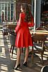Нарядное платье Красный, фото 2