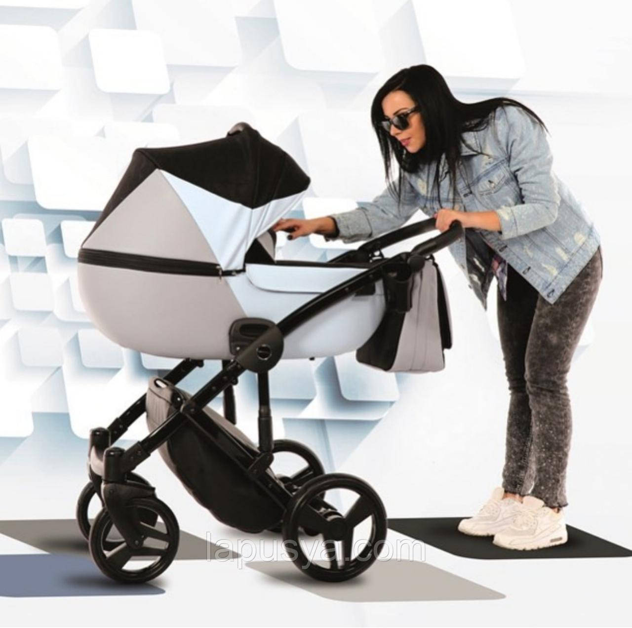 Дитяча коляска 2 в 1 Junama Geographic