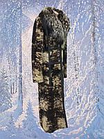 Шуба женская мутон, размер L, б/у