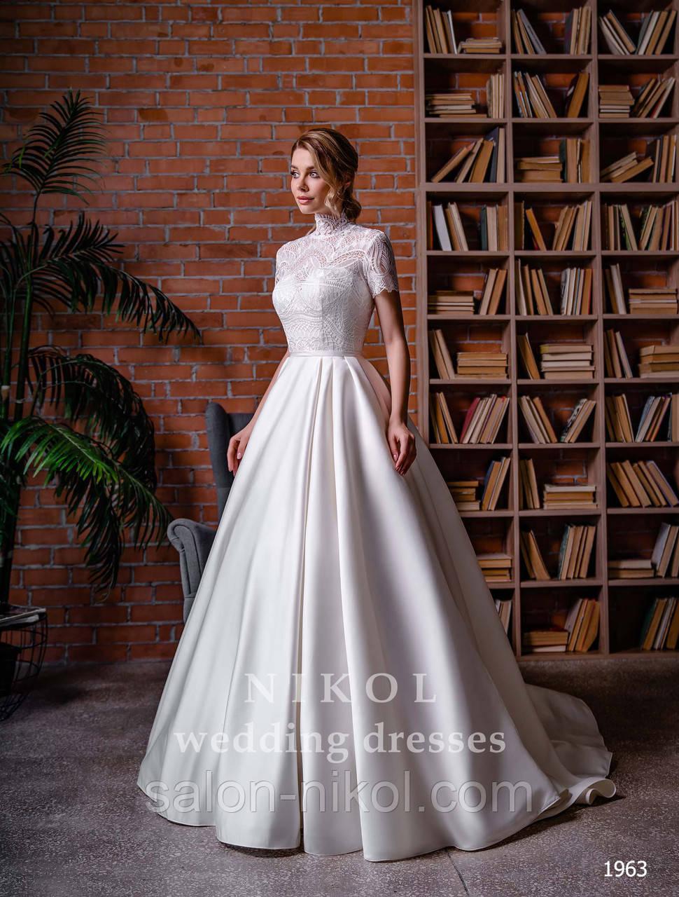 Вечернее, выпускное платье № 1963