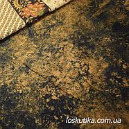 53005 Черный песок. Ткань фоновая для квилтинга, трапунто, пэчворка, для кукол и текстильных игрушек., фото 3