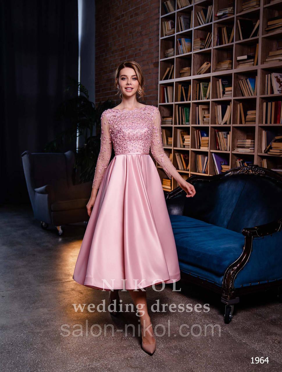 Вечернее, выпускное платье № 1964