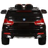 Детский электромобиль BMW X5 c MP4 M 2762 EBLR, фото 2