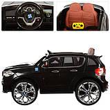 Детский электромобиль BMW X5 c MP4 M 2762 EBLR, фото 3