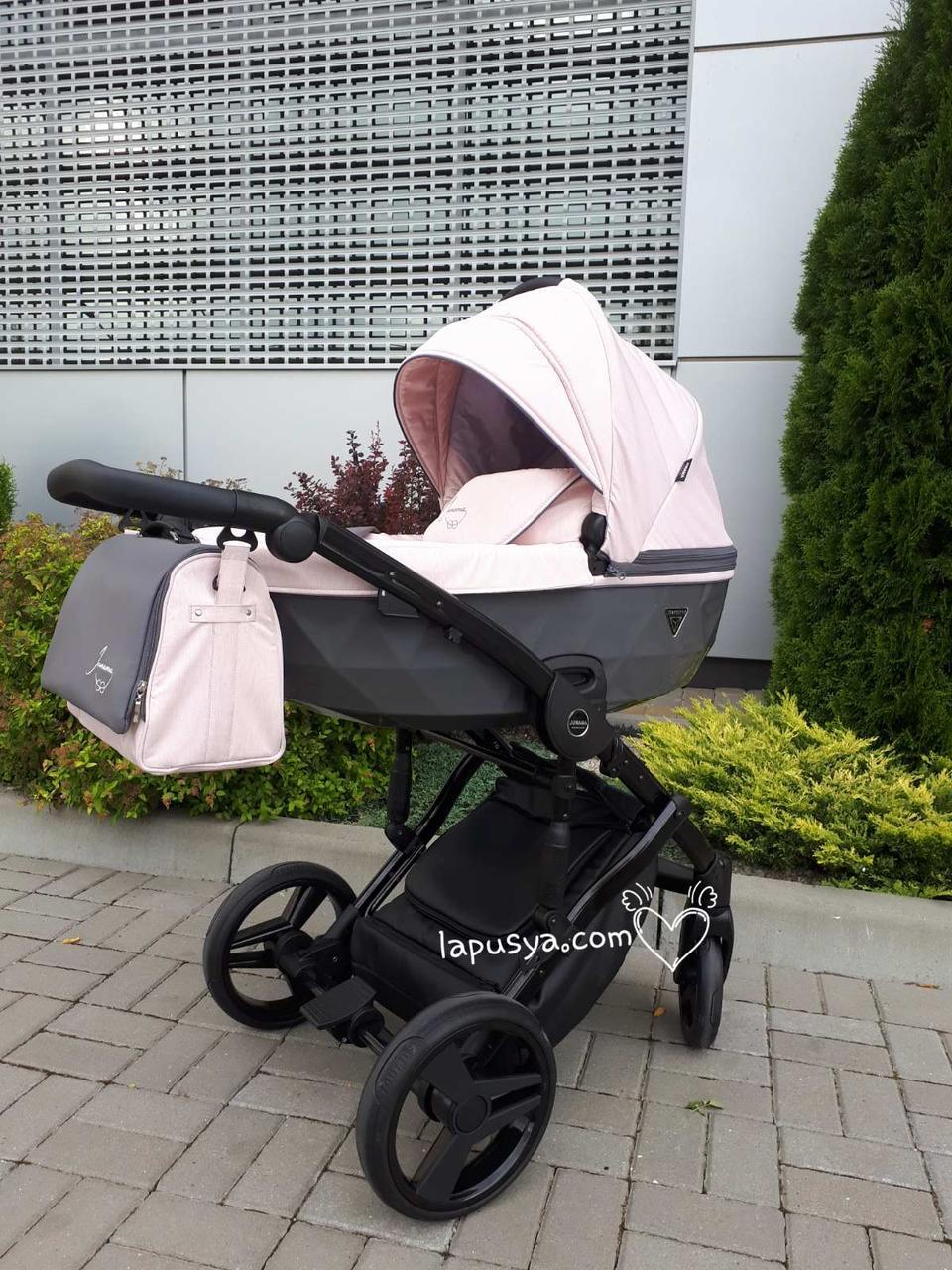 Дитяча коляска 2 в 1 Junama Diamond 10