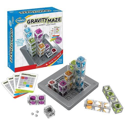 "Игра-головоломка ""Гравитационный лабиринт"" | ThinkFun Gravity Maze"