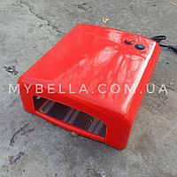 Ультрафиолетовая лампа для сушки гель-лака 36 В, Красная
