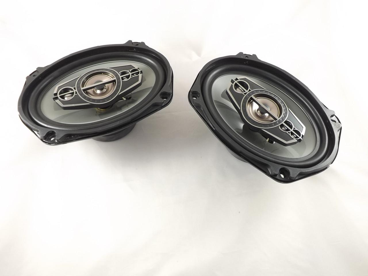 Pioneer  TS-A6995S  (1200 Вт) Автомобильная акустика 6х9  (колонки овалы Пионер)