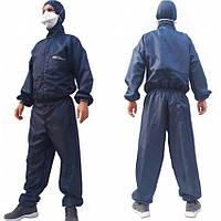 Малярный комбинезон костюм E.P.U. многоразовый ХXXL Синий (999976)