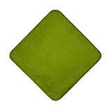 Термоковрик электрический Теплик 100х100 с термоизоляцией светло-зеленый, фото 2